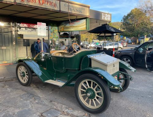 Rob's 1913 Willys Overland