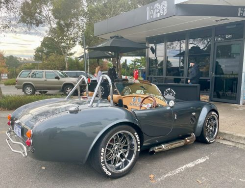 This AC Cobra (Factory 5 Replica) is just awesome!!